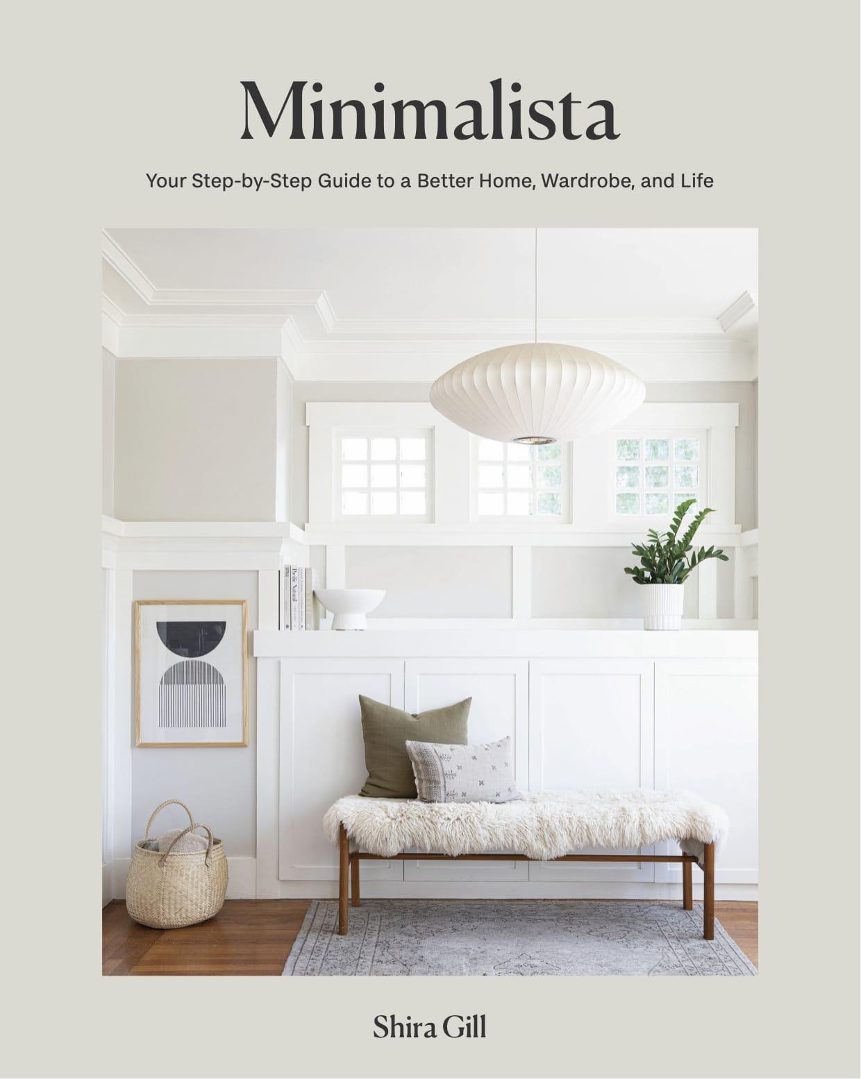 Photo of Minimalista Book.