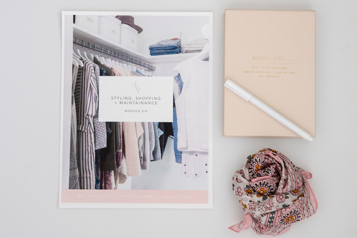 Sign up for the Closet Makeover Program before registration closes!