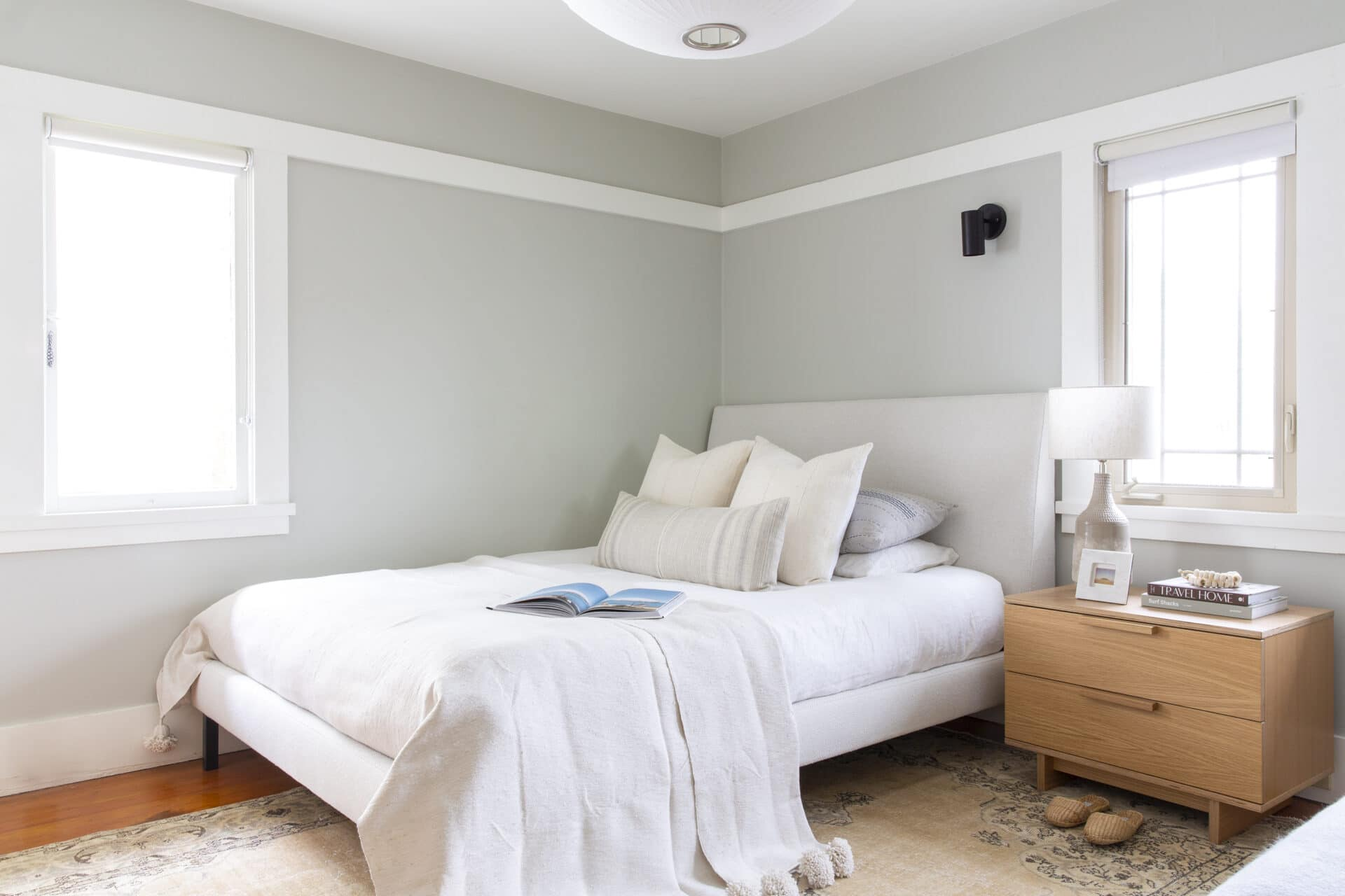 bedroom neutral colors