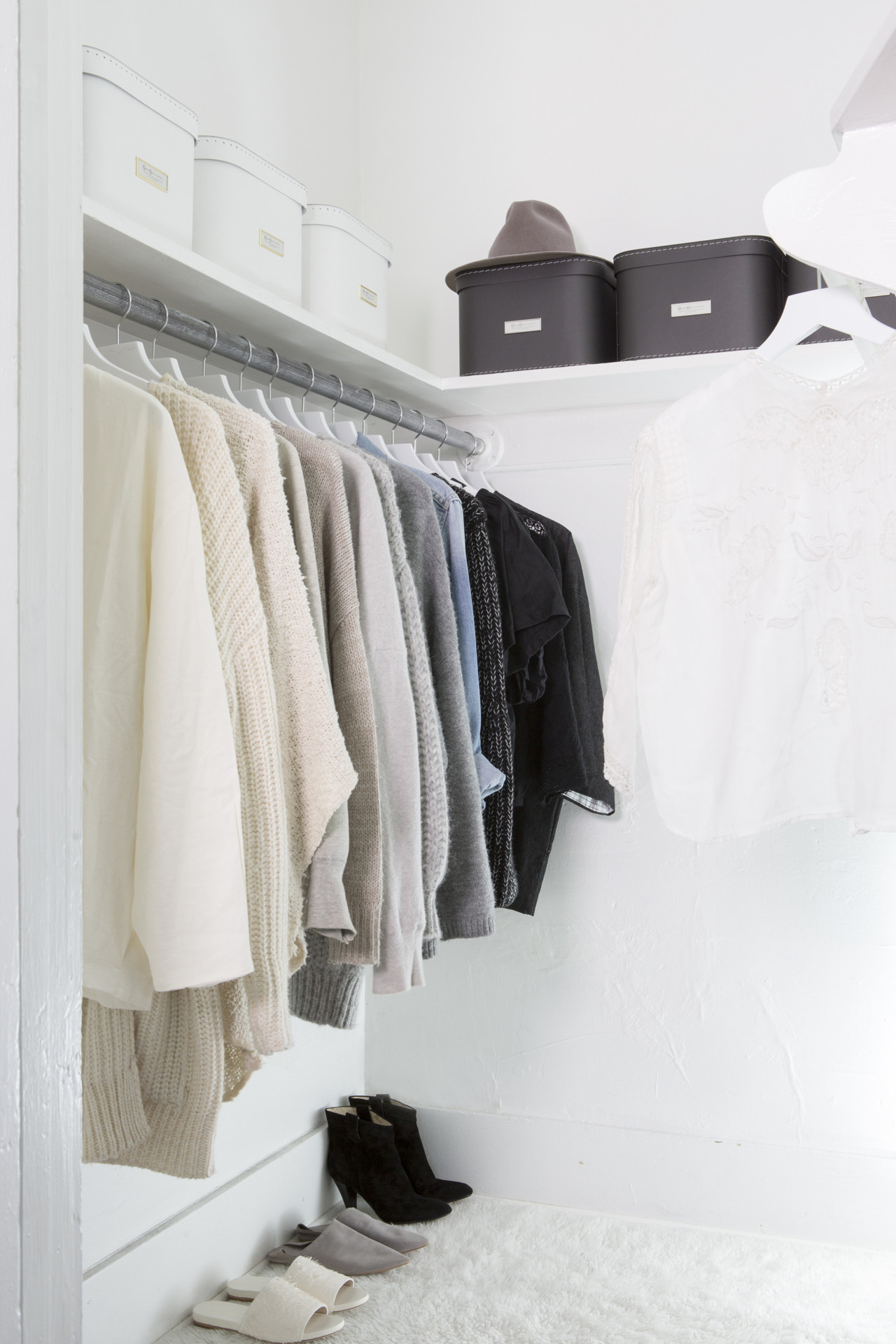Find out what your closet can look like after a simple makeover.