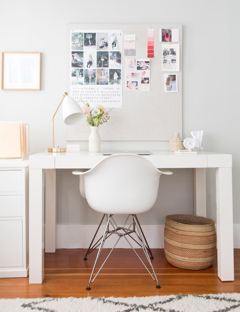 Workspace Makeover Takeaways