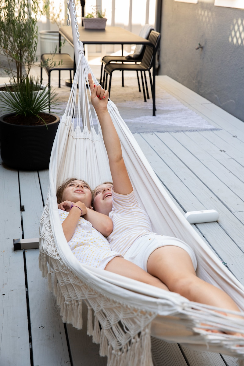 girls hammock