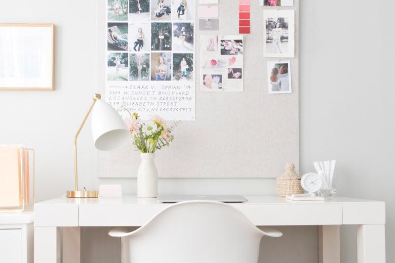 workspace home organization